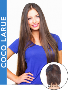 hair extensions dc